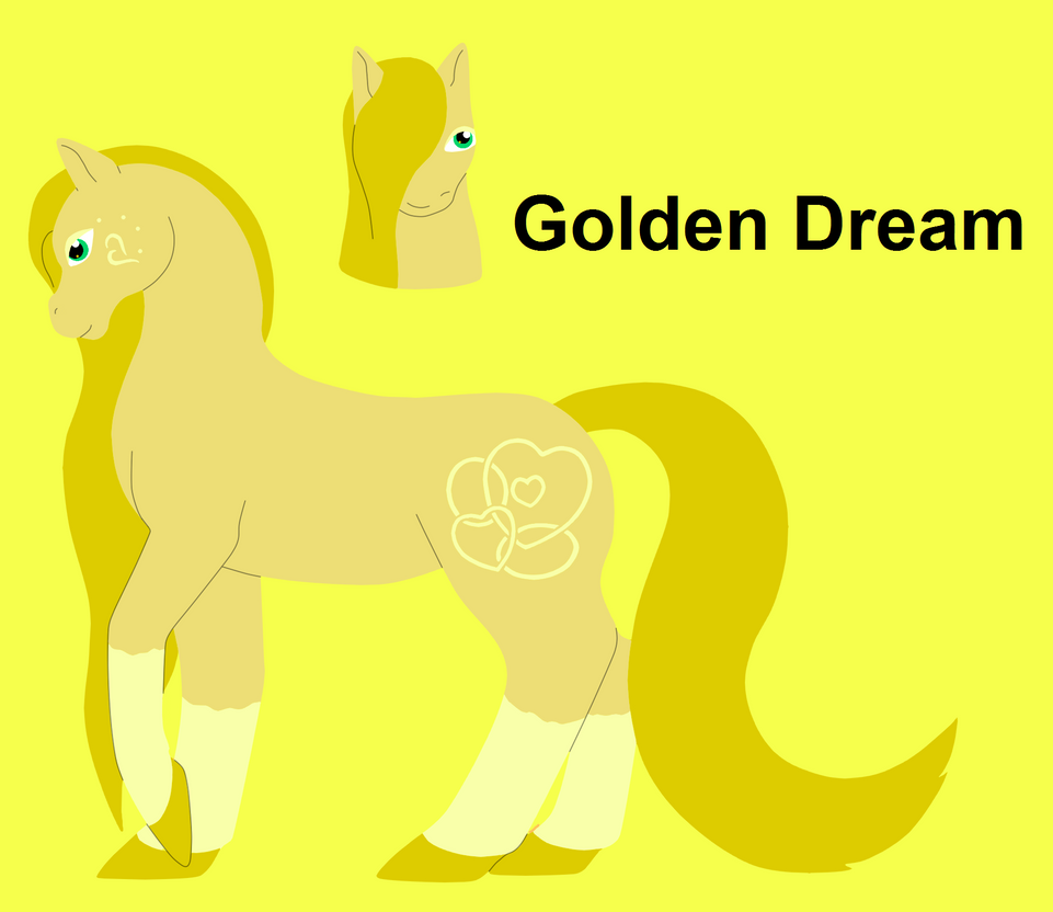 Golden Dream ref street by FableworldNA