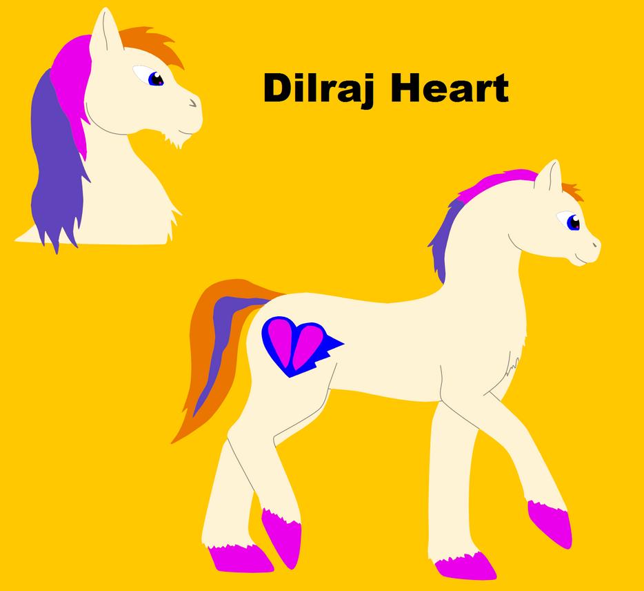 Dilraj Heart ref street by FableworldNA