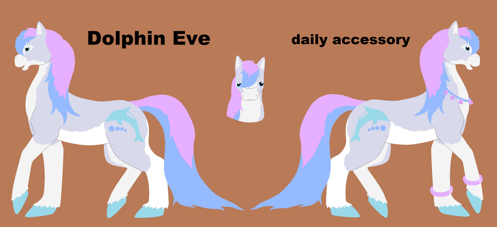 Dolphin Eve ref street by FableworldNA