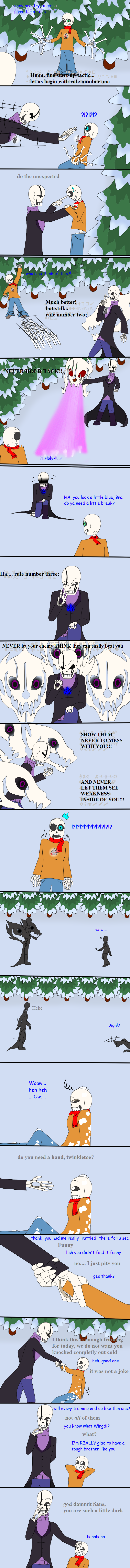 Rule Number-- by FableworldNA