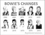 Bowie's Changes