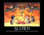 Bleach Motivational Poster