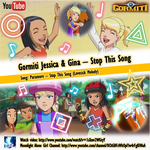 Gormiti Jessica and Gina Stop This Song Video Art