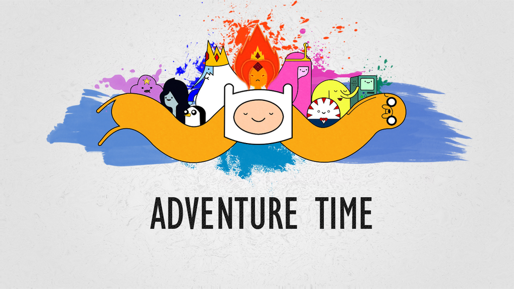 Adventure time wallpaper by advenimetime on deviantart adventure time wallpaper by advenimetime thecheapjerseys Choice Image