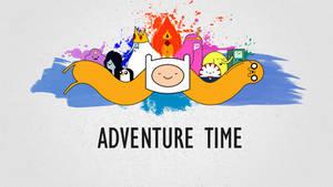 Adventure Time Wallpaper by AdvenimeTime