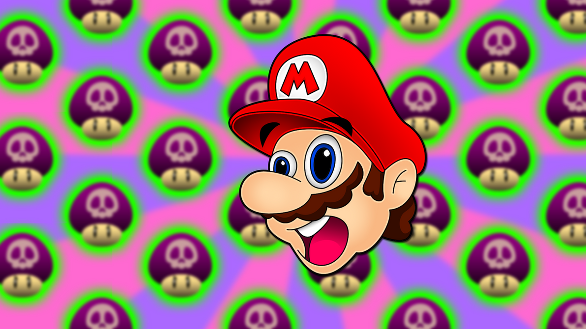 Efficient And Robust D Line Drawings Using Difference Of Gaussian : Mario s nightmare by lieracc on deviantart