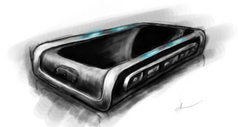 PDA Design by Siristhius