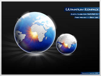 Earth Icon of Ultimatium by Siristhius