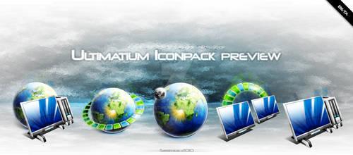 Ultimatium iconpack preview