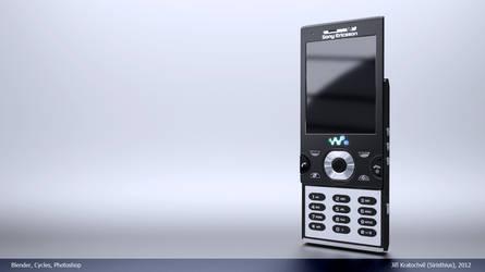 SE W995 by Siristhius