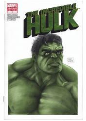 Hulk blank cover by kris-knave