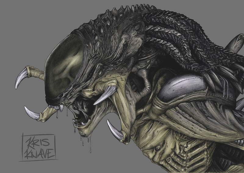Predalien AVP:R by kris-knave on DeviantArt