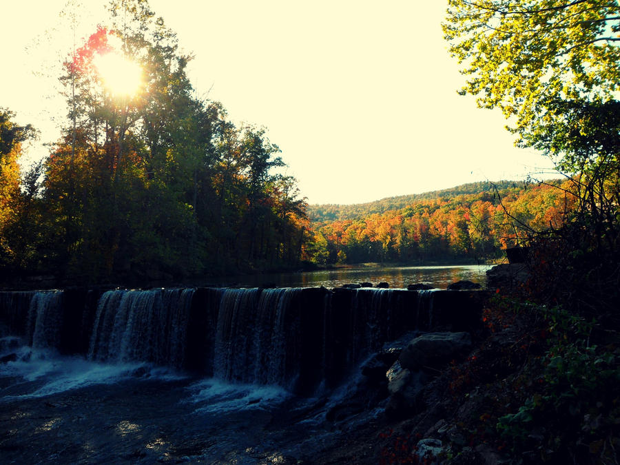 Fall's Falls II by Breaking-Dawn998