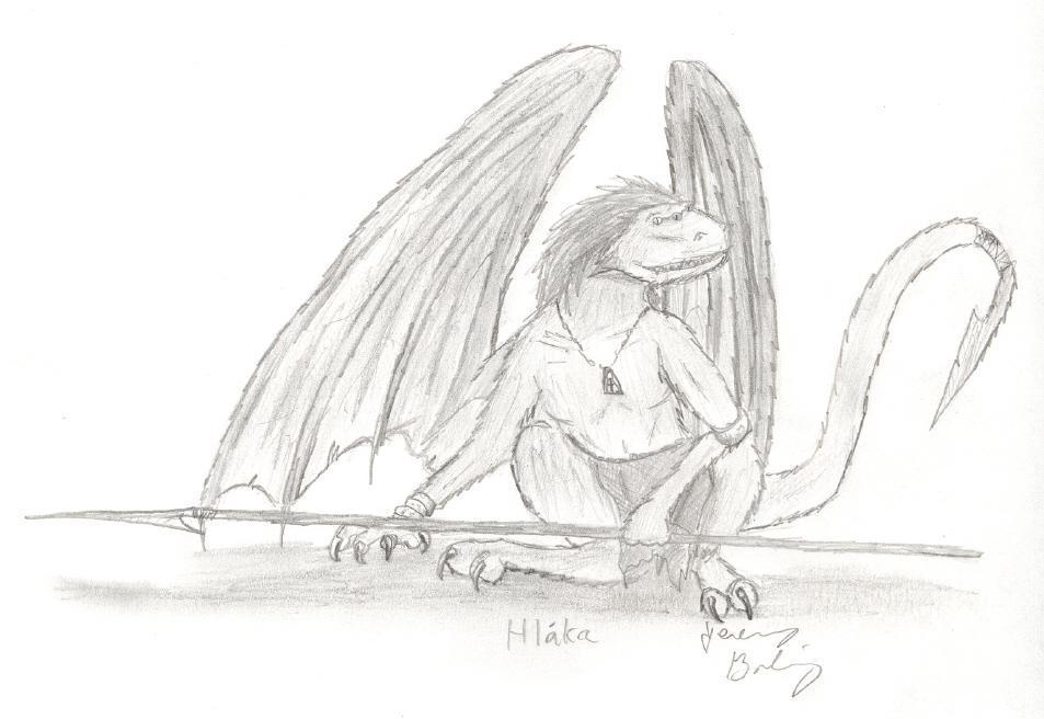 Hlaka by Fireborn46