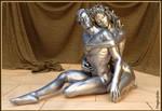 Til The End Of Time - Platinum Sculpture