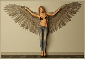 Just Be My Angel by DouglassJohns