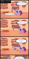 Twilight Vs Technology