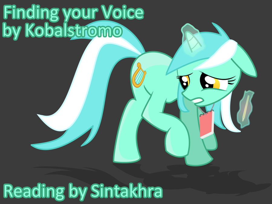 Lyra - Finding your Voice by Sintakhra