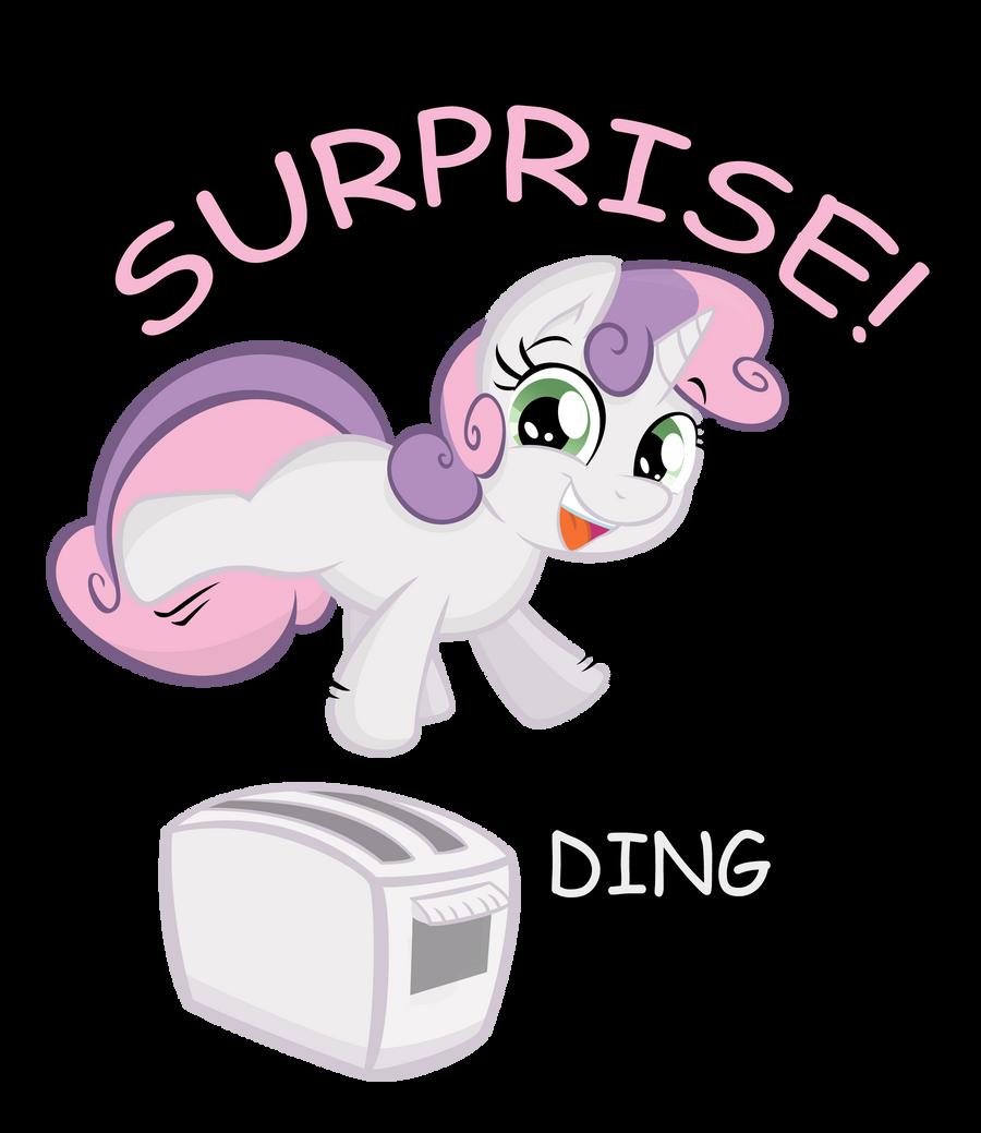 Surprise! by Sintakhra