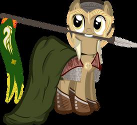 Forth Eorlingas! by Sintakhra