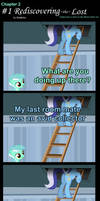 Filly Lyra: Chapter 2 - Rediscovering the Lost #1