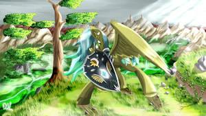 Barricade: The Pegasi Protector