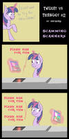 Twilight Vs Technology #12 - Scamming Scanners