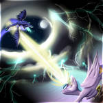 Battle of the Sisters [+ Speedpaint]