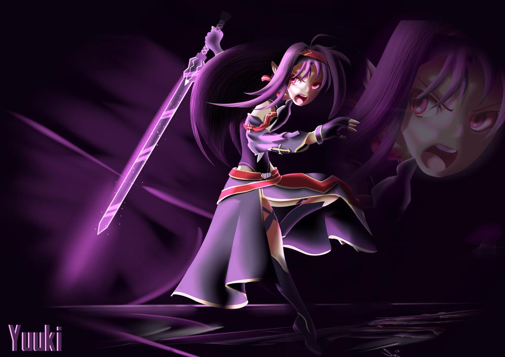 Yuuki by Sintakhra