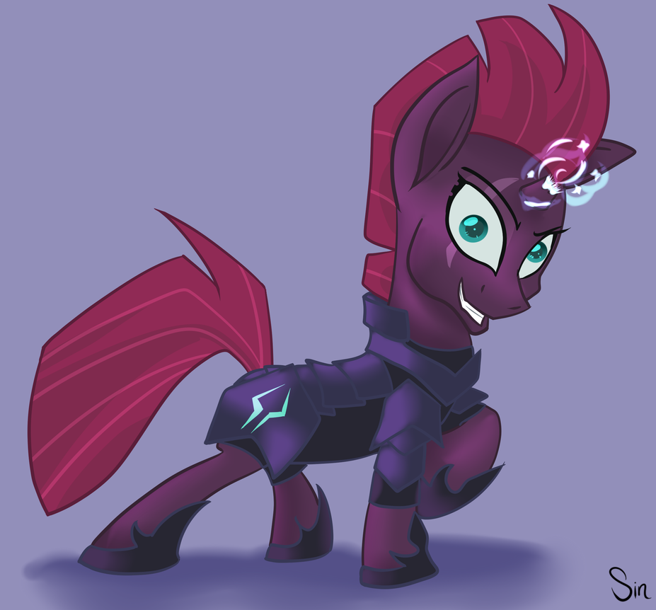 Tempest Shadow Filly
