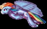 Weekly Raffle #7 - Rainbow Dash