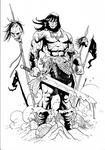 Conan - inks