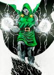 Dr. Doom - color