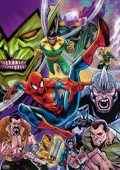 Spider-Man - Colors