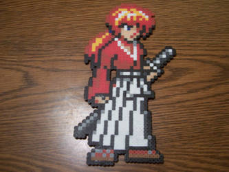 Kenshin Himura by Frost-Claw-Studios