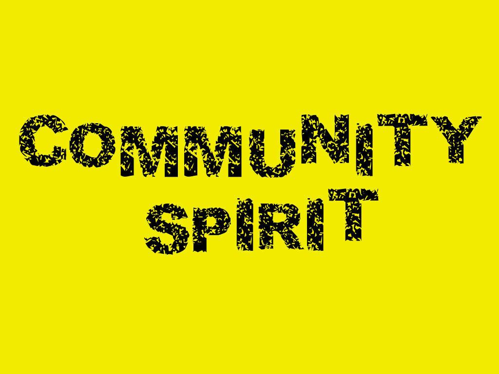 community by saiunuk