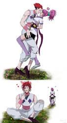 Hisoka+Machi