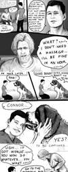 Stomach massage - page 1 by RunStrayWolf