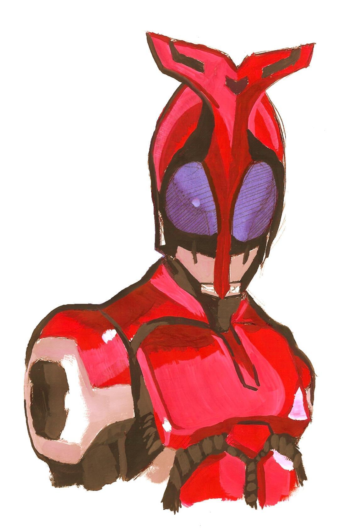 Kamen Rider Kabuto by orochi1356 on DeviantArt