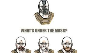 bane without his mask 2 by ilovemycat2020 on deviantart