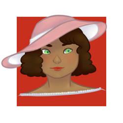 Sunshine, Sun Hats by AbbyTLaRue
