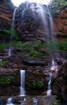 Incredible waterfall