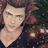 Kingdom Hearts: Axel by marie-j-stoker