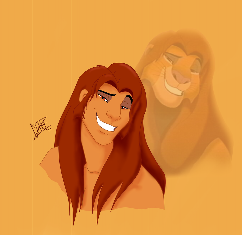 Disney Kiara and Kovu Humaniced by forgotten-ladies on DeviantArt