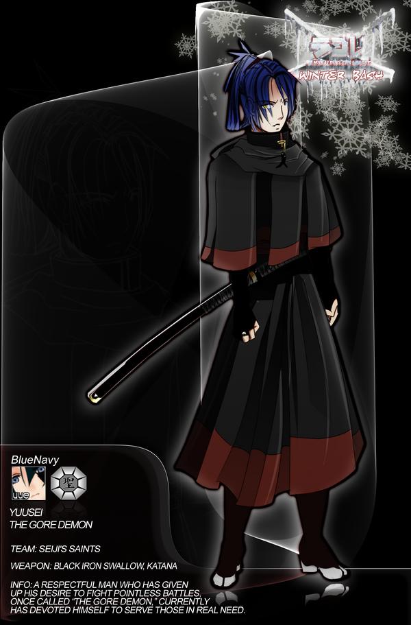 WB-WB: Master Yuusei by BlueNavy