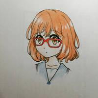 Kuriyama Mirai by evee1301