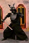 OzComicCon | Star Wars - Steampunk Samurai Vader
