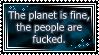 The planet is fine by 5oulCore