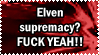 Elven Supremacy by 5oulCore