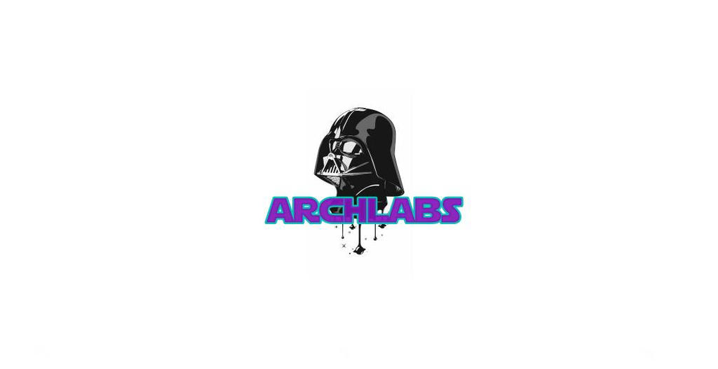 ArchLabs x DarthVader by deepeeringle